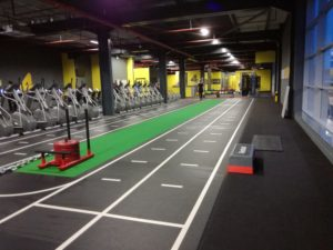 Winter Training In The Gym